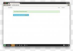 Login Button - Computer Software Computer Monitors ProjektPro Time & Attendance Clocks PNG