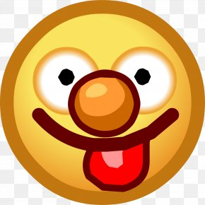 Tongue Face Emoticon - Smiley Emoticon Tongue Clip Art PNG
