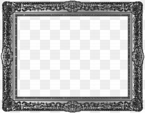 Checkbox Frame - Borders And Frames Picture Frames Clip Art Image PNG