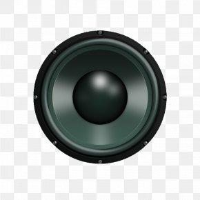 Speaker Vector - Subwoofer Sound Loudspeaker PNG