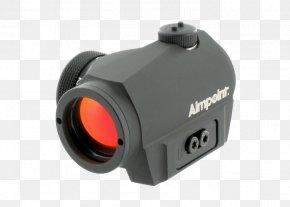Red Dot Sight Aimpoint AB Reflector Sight Shotgun PNG