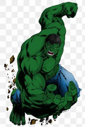 Hulk - Hulk Rick Jones Comic Book Comics Halkas PNG
