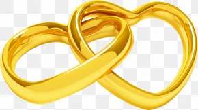 Wedding Ring - Wedding Ring Heart Clip Art PNG