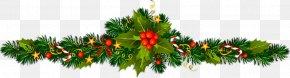 Christmas Tree - Christmas Tree Santa Claus Christmas Day New Year Christmas Ornament PNG