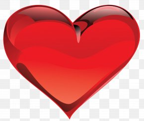 Large Red Heart Clipart - Valentine's Day February 14 Vimeo, LLC Love White Rabbit PNG