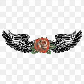 Rose With Wings - Beach Rose Vecteur Computer File PNG