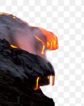 High Volcano Magma - Ku012blauea Hawaiu02bbi Volcanoes National Park Kauai Kalapana PNG