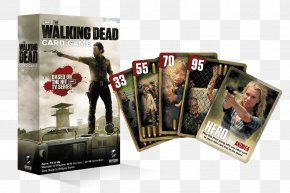 Card Game - The Walking Dead 6 Nimmt! Card Game Playing Card PNG