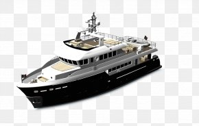 Ship Image - Ship Luxury Yacht PNG