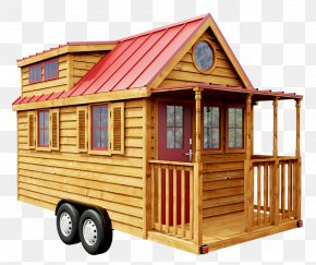 Small House - Maison En Bois Tiny House Movement Kitchen House Plan PNG
