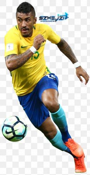 Fc Barcelona - Paulinho Brazil National Football Team FC Barcelona PNG