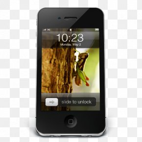 IPhone Black W1 - Smartphone Electronic Device Gadget Multimedia PNG