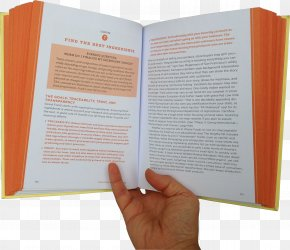 Open Book - Good Food, Great Business: How To Take Your Artisan Food Idea From Concept To Marketplace Book Paper Entrepreneurship Hamburger PNG