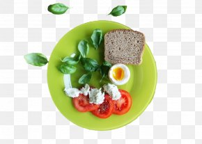 Breakfast In The Dish - Recipe Food Eating Healthy Diet Meal PNG