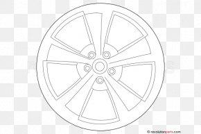 Alloy Wheel - Alloy Wheel Car Spoke Bicycle Wheels Rim PNG