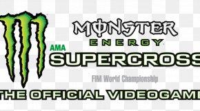 Monster Energy Logo Vector - Daytona International Speedway Monster Energy AMA Supercross An FIM World Championship 2018 Monster Energy NASCAR Cup Series Daytona Beach Bike Week 2018 Daytona 500 PNG