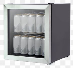 Stainless Steel Door - Wine Cooler Home Appliance Stainless Steel PNG