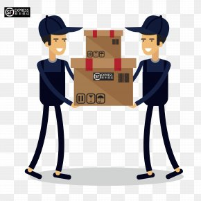 SF Express Courier Delivery PNG