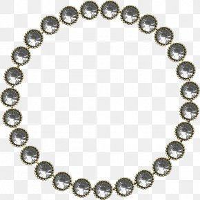 Jewelry Picture Material - Color Wheel Yellow Pearl Blue PNG
