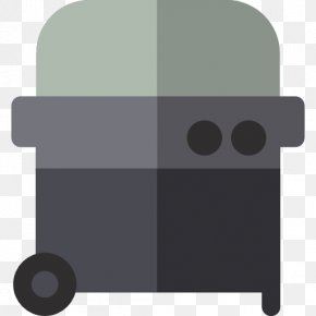 Trash Can - Barbecue Icon PNG