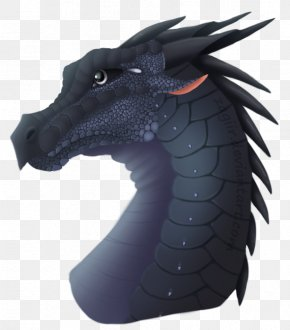 Dragon - Dragon Wings Of Fire Drawing Nightwing Art PNG