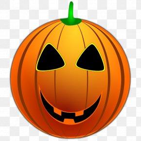 Halloween Vector Art - Smiley Emoticon Halloween Clip Art PNG