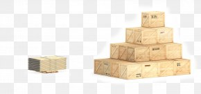 WOOD BOX - Box Wood Packaging And Labeling Pallet PNG