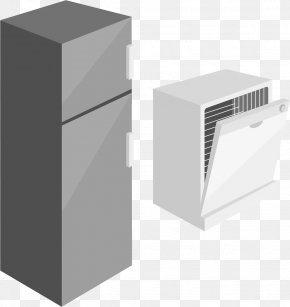 Air Conditioning Electrical And Mechanical Refrigerator - Refrigerator Air Conditioner Air Conditioning PNG