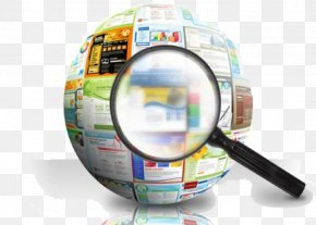 Magnifying Glass Search - Web Development Web Search Engine Search Engine Optimization Website Web Design PNG