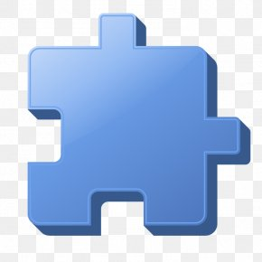 Large Puzzle Piece Template - Website Content Writer Business PNG