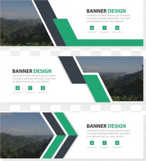 Vector Creative Page Banner - Web Banner Web Design Website PNG