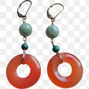 Jewellery - Turquoise Earring Body Jewellery Bead PNG