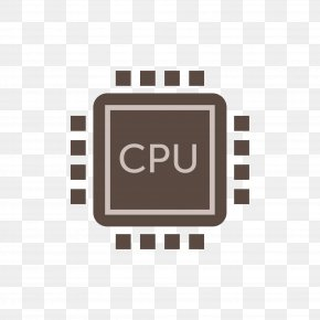 Vector CPU - Central Processing Unit Android Computer Hardware Application Software Icon PNG
