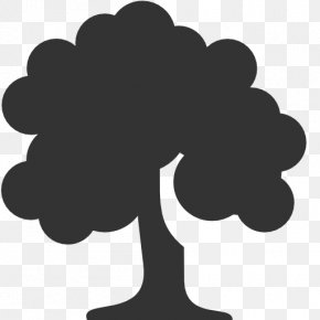 Tree Icon | Free Vector Download - Tree Deciduous PNG