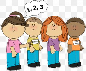Counting Cliparts - Leadership Classroom Clip Art PNG