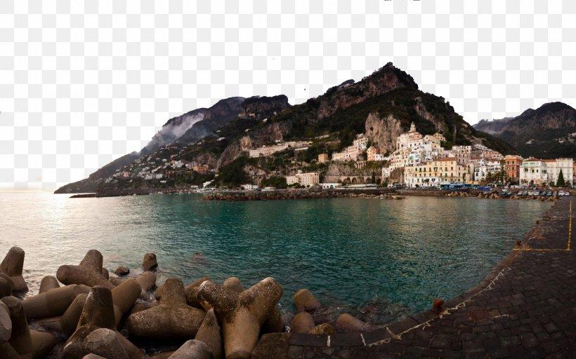 Positano Capri Sorrento Pompei Amalfi Drive Png