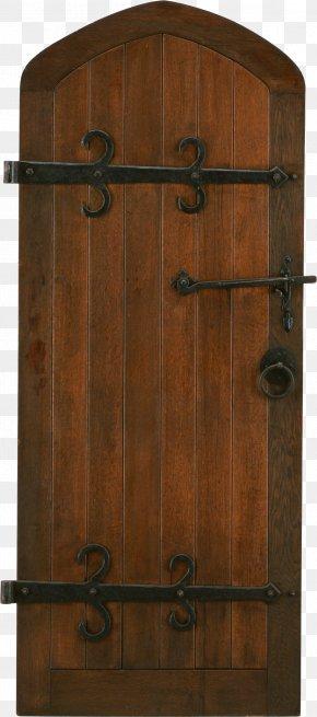 Door - Door Furniture Wood Clip Art PNG