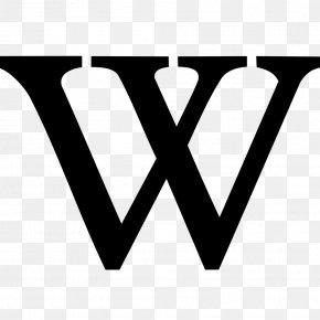 W Vector - Wikipedia Logo Wikimedia Project PNG