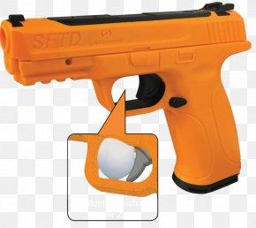 Laser Gun - Firearm Weapon Trigger Guard Air Gun PNG