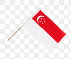 Flag - Flag Of Singapore Flag Of Singapore Flag Of Monaco Flag Of Indonesia PNG