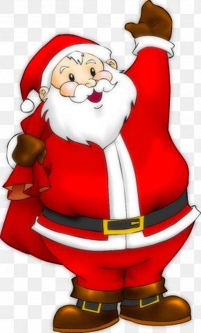 Santa Claus Transparent - Toronto Santa Claus Parade Christmas Clip Art PNG