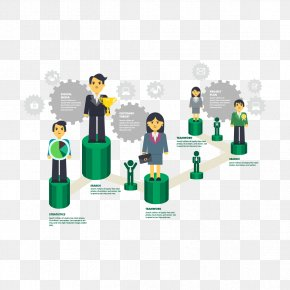 Vector Business People - Infographic Graphic Design Adobe Illustrator Human Body PNG