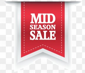 Mid Season Sale Label Clipart Picture - Sales Label Icon Epson America Inc PNG