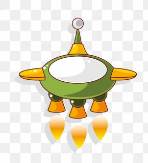 Spaceship - Spacecraft Stock Illustration Cartoon Illustration PNG