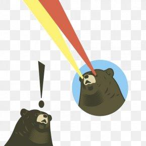 Cartoon Brown Bear - Brown Bear American Black Bear Illustration PNG