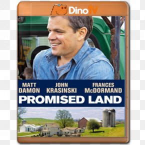 United States - Matt Damon Promised Land Amazon.com United States DVD PNG