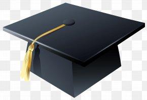 High School Graduation Wood Cap - Square Academic Cap Hat Graduation Ceremony Clip Art PNG