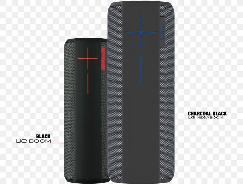 Ultimate Ears UE MEGABOOM Charcoal Black Wireless Bluetooth Speaker Charcoal ...