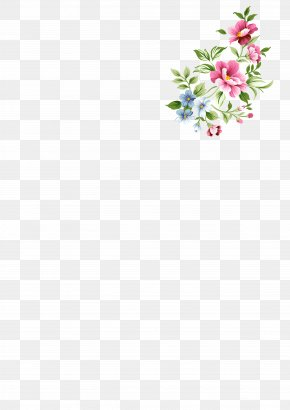 Floral Decoration - Download Layers Computer File PNG