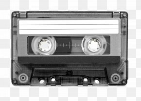 Magnetic Tape - Magnetic Tape Compact Cassette Tape Recorder PNG